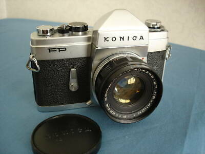 Konica Fp Finished Hexanone 52Mm With F1.8