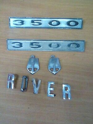 Rover  3500 Badges x5