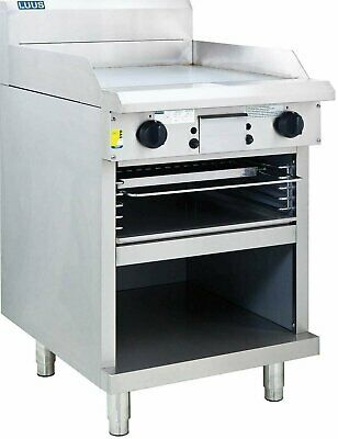 Luus Professional 600mm Griddle Toaster - GTS-6