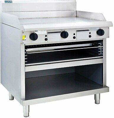 Luus Professional 900mm Griddle Toaster - GTS-9