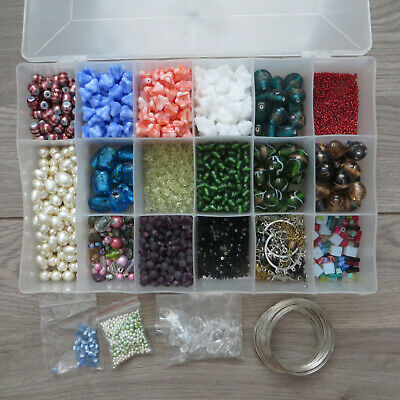 Beads and jewellery making findings
