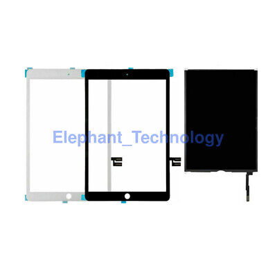 QC For iPad 7 7th Gen 10.2 A2198 A2197 A2200 Touch Screen ± LCD Display lot
