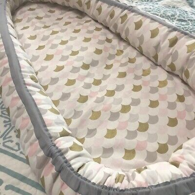 Snuggle Nest Baby Bed By Sew Snuggly