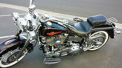 1986 Harley Davidson FLST Heritage Softail  *SEE VIDEO*