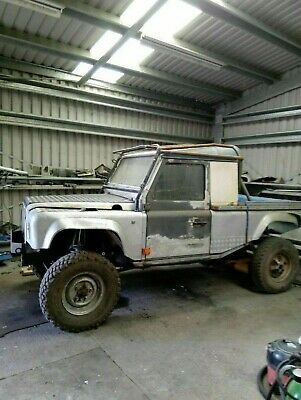 Land rover V8 off-road project