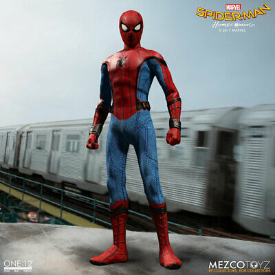 Mezco Toyz ONE:12 Collective Spider-Man Homecoming Japan version