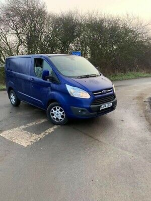 Ford transit custom limited 34k miles full mot top spec loads of extras