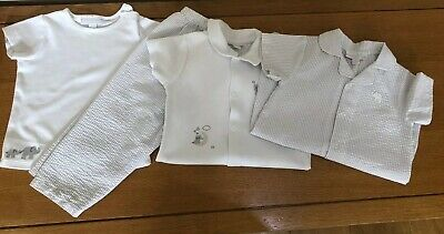 The Little White Company Baby Girl/boys Bundle Size 12-18 Uk Excellent Condition