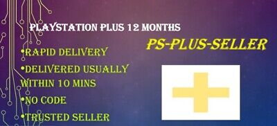 Ps Plus 3 Months, Playstation Plus 3 Months (No Code-RAPID DELIVERY-BestPrice)