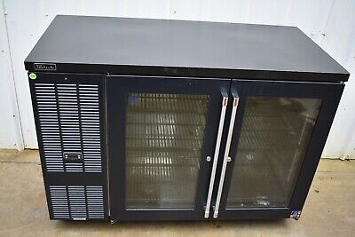 "Perlick Bbsn52-Rt-1 52"" Narrow Door Back Bar Refrigerator"