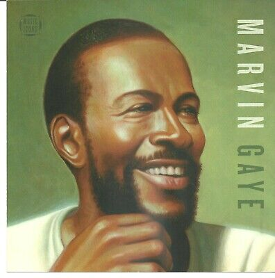 NO STAMPS, USPS sheet, 2018, Marvin Gaye, was forever, see pic