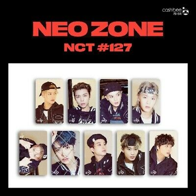 [PRE-ORDER] NCT 127 NCT #127 Neo Zone CASHBEE TRANSPORTATION CARD OFFICIAL