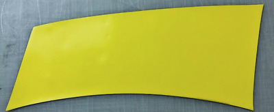 Yellow Magnetic Sign