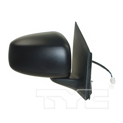 For 2014 - 2019 - Mitsubishi Mirage Door Mirror Passenger Side | Paint to match/