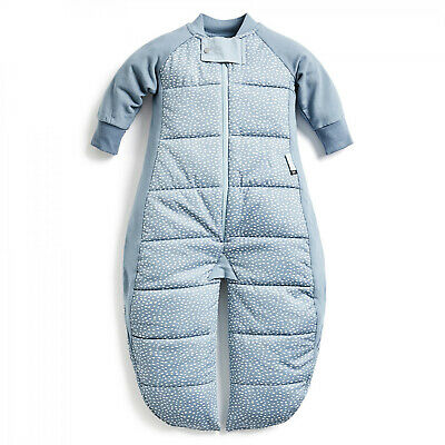 Ergopouch Sleep Suit Bag Pouch Tale 2.5 Tog 2-12 M Pebble