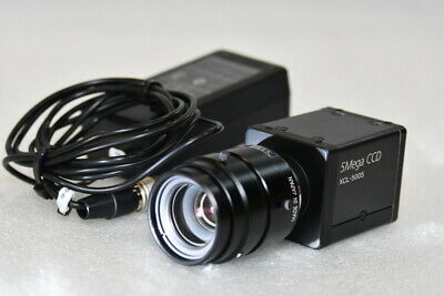 SONY XCL-5005 5Mega CCD Camera+ KOWA F1.8/16mm Lens