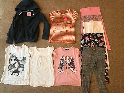 Girls Clothes T-Shirts, Leggins, Hoodie, Mainly Next, Age 7