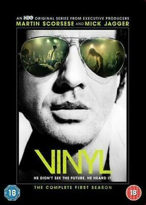 Vinyl: The Complete First Season - Terence Winter [DVD]