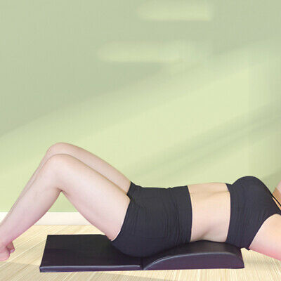 Goplus Ab Mat Abdominal Crunch Lower Back Exercise Trainer Sit Up Support Pad