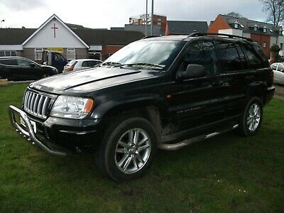 Grand Jeep Cherokee 2.7 Diesel Automatic No Reserve Spares Or Repairs