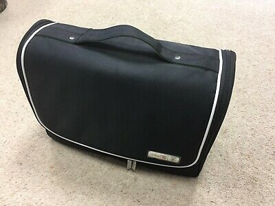 Autoglym Lifeshine Skoda Bag Case only – Black with White piping and Skoda Green