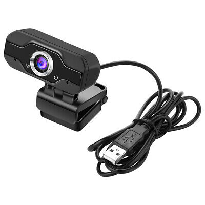 USB HD 1080P Web Cam Video Calling Webcam Camera Microphone For Desktop Laptop