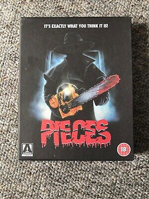 Pieces Limited Edition Blu Ray Arrow Video Excellent Condition!!!