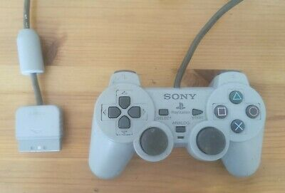 PS1 - Official Sony Playstation Dual Shock  Controller