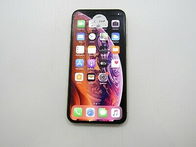 Apple iPhone XS 256GB A1920 Unlocked Check IMEI Fair Condition 1293