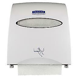 Kimberly-Clark Professional Slimroll Hand Paper Towel Dispenser Touchless 10442