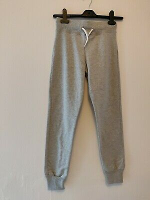Boys/girls grey tracksuit bottoms Size 12 Years Old