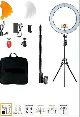 Brand New 18-inch Outer Dimmable LED Ring Light Lighting Kit