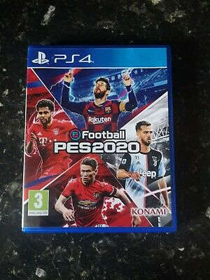eFootball PES2020 PS4 - EXCELLENT CONDITION