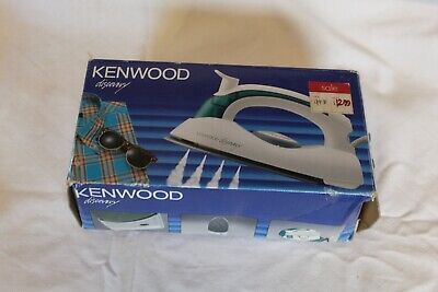 Kenwood Discovery Compact Jet of Steam Travel Iron - ST50