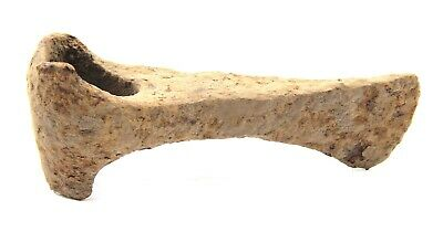 Ancient Rare Authentic Viking Kievan Rus Byzantine Iron Battle Axe 8-10th AD
