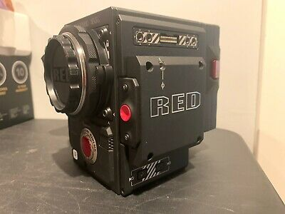 Red Gemini DSMC 3 with EF Mount LOW HOURS