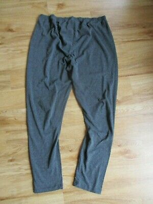 Blooming Marvellous Maternity Grey Over Bump Leggings Size 16