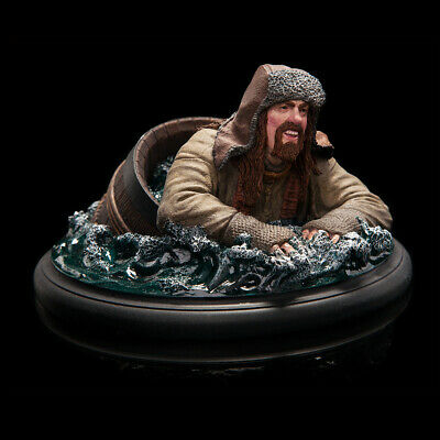 Weta LOTR : The Lord of The Rings : The Hobbit : BOFUR THE DWARF BARREL RIDER