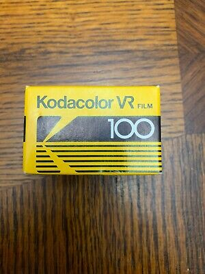 KODAK FILM KODACOLOR VR 100 36 Exposures DX 35 mm
