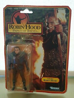 Kenner Robin Hood Prince of Thieves Long Bow 1991 collectable figure