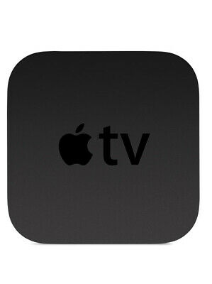 Apple TV 3rd Generation HD Media Streamer 8GB A1427 With Power Cord