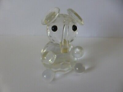 Crystal Elephant 5.5 Cms Tall