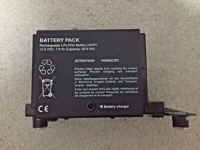 Broncolor Mobil Battery Replacement