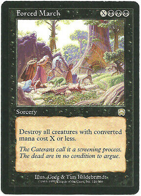 THIEVES/' AUCTION Mercadian Masques MTG Red Sorcery RARE