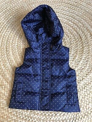 Country Road Vest With Hood Size 0