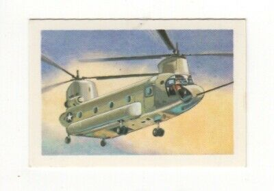 Australia Aviation Card. Boeing Vertol 114 - 1966