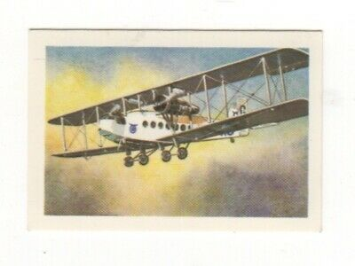 Australia Aviation Card. Handley Page W8 - 1920