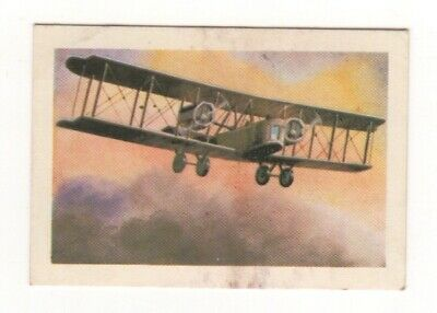 Australia Aviation Card. Vickers Vimy - 1919
