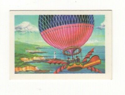 Australia Aviation Card. French Balloonist Francois Blanchard - 1785