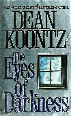 The Eyes Of Darkness By Dean Koontz 1981✅VIRUS EPIDEMIC ✅ PDF ✅ INSTANT